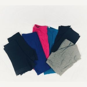 [Forever 21] bundle/lot of cotton leggings